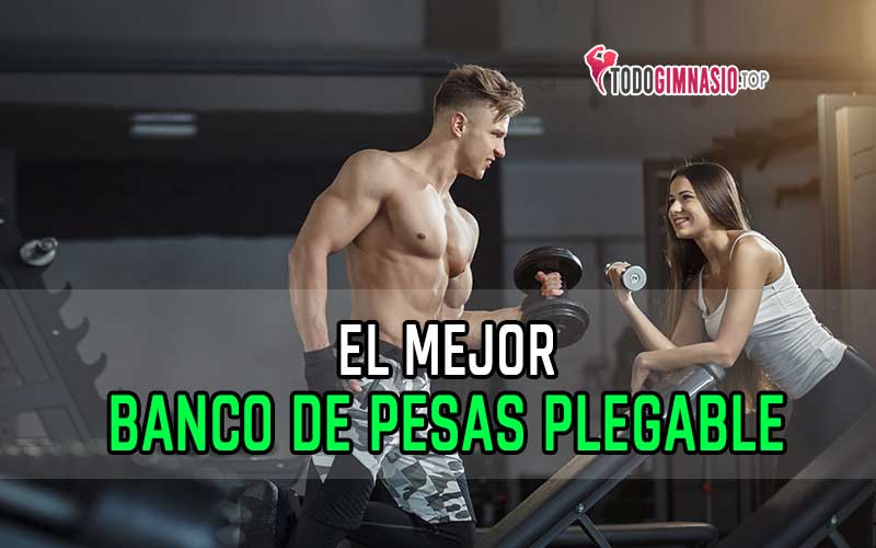 Banco de Pesas Plegable