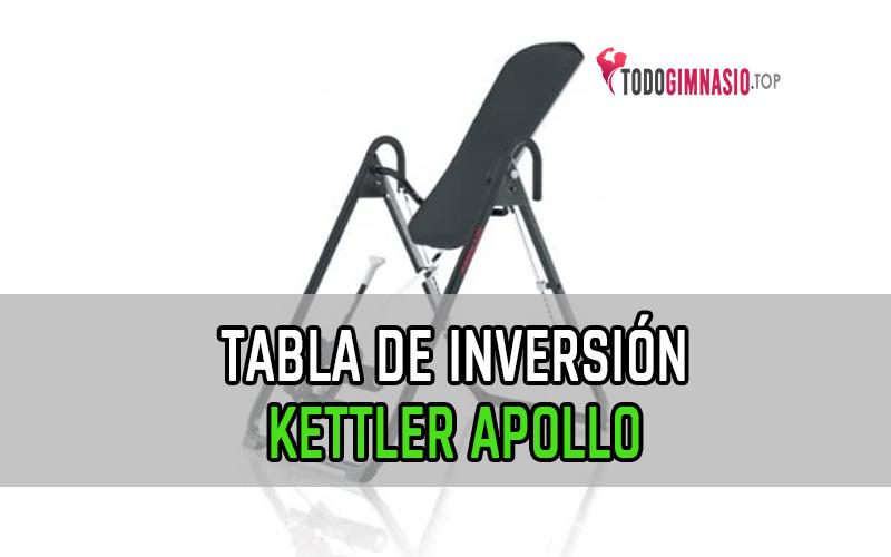 Tabla de inversión kettler Apollo