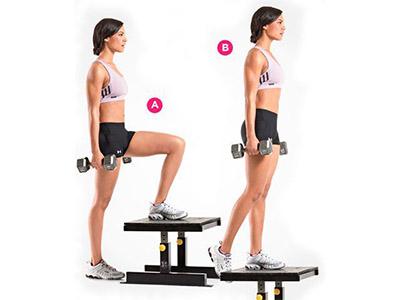 ejercicios para los gemelos