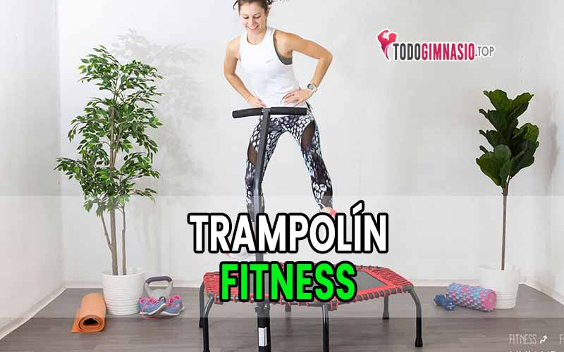 el mejor trampolin fitness