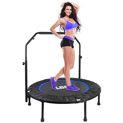 trampolin para fitness