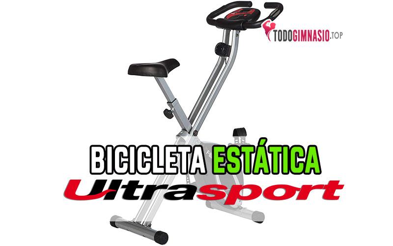 Bicicleta Estática Ultrasport F-Bike