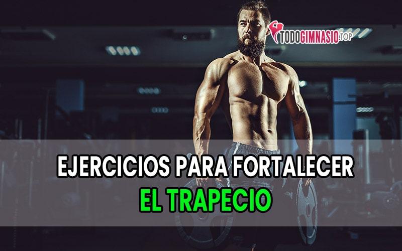 ejercicios para fortalecer el trapecio