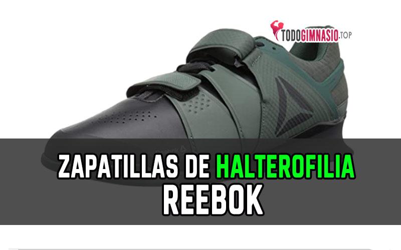 Zapatillas Halterofilia Reebok