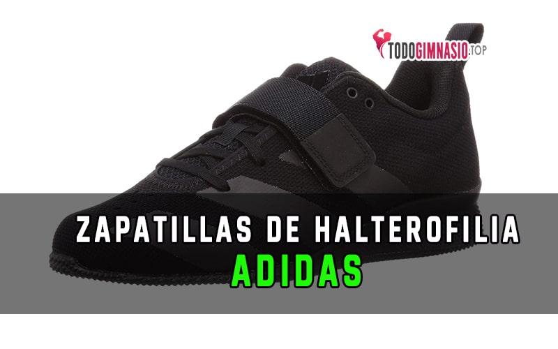 Zapatillas de Halterofilia adidas-min