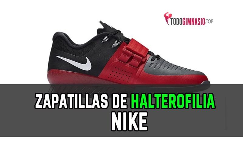 Zapatillas de Halterofilia nike
