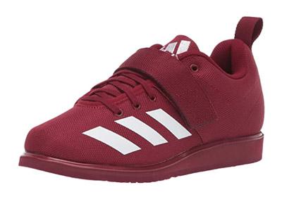 zapatillas de halterofilia adidas rojas