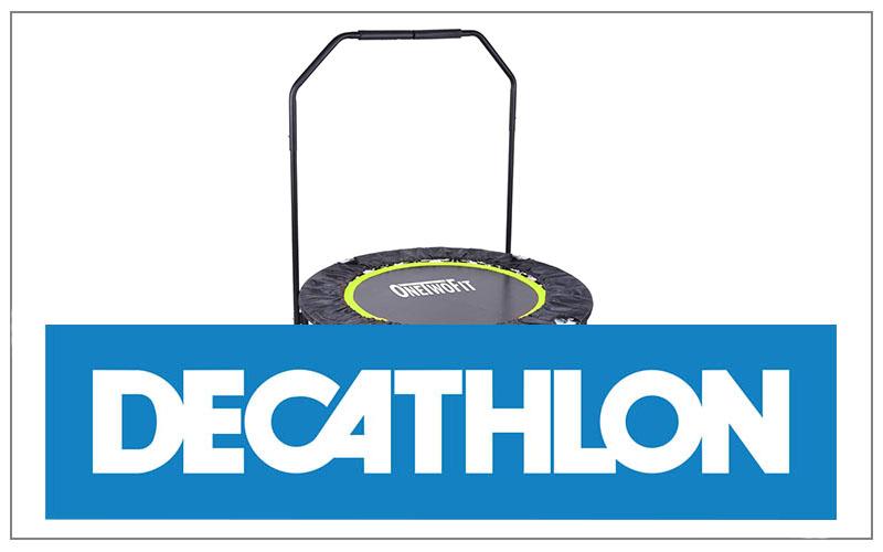 Trampolín Fitness Decathlon