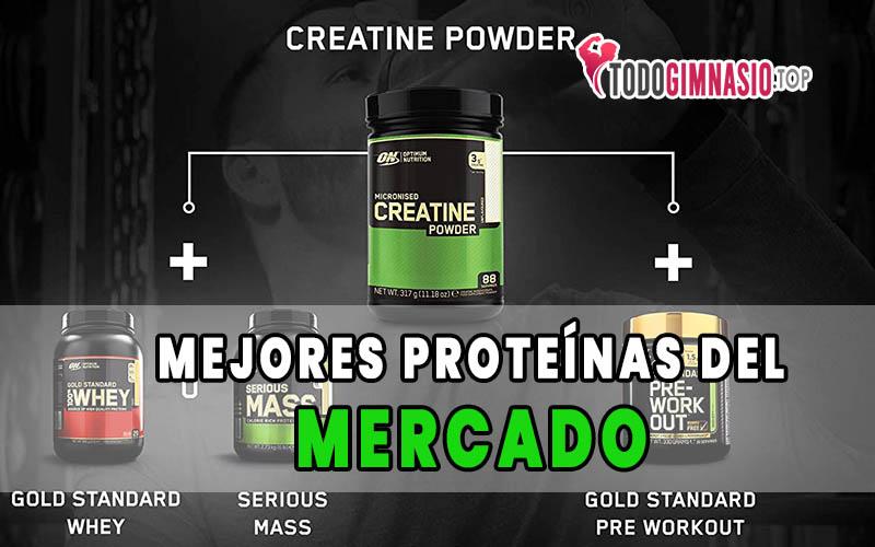 mejores proteinas del mercado