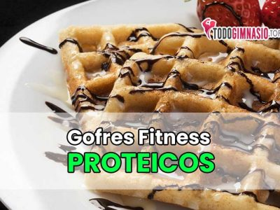 Gofres Fitness Proteicos