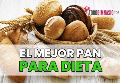 ¿Cuál es el Mejor Pan Cuando Estás a Dieta?