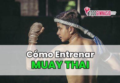Cómo entrenar Muay Thai: Técnicas de combate