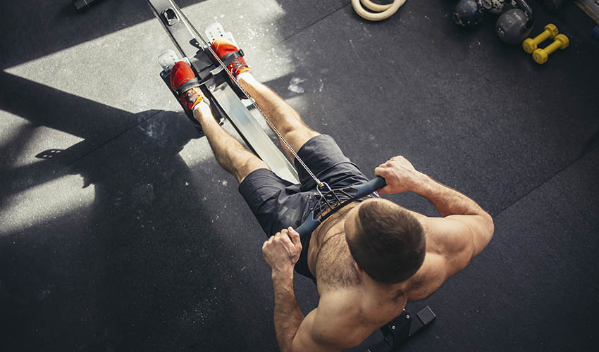entrenamiento para ganar masa muscular