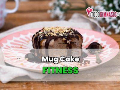 6 Mug cake Fit Fáciles de preparar