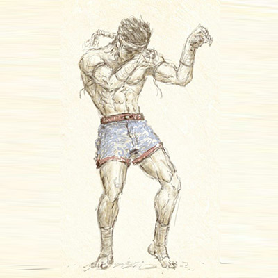 tecnicas de combate muay thai