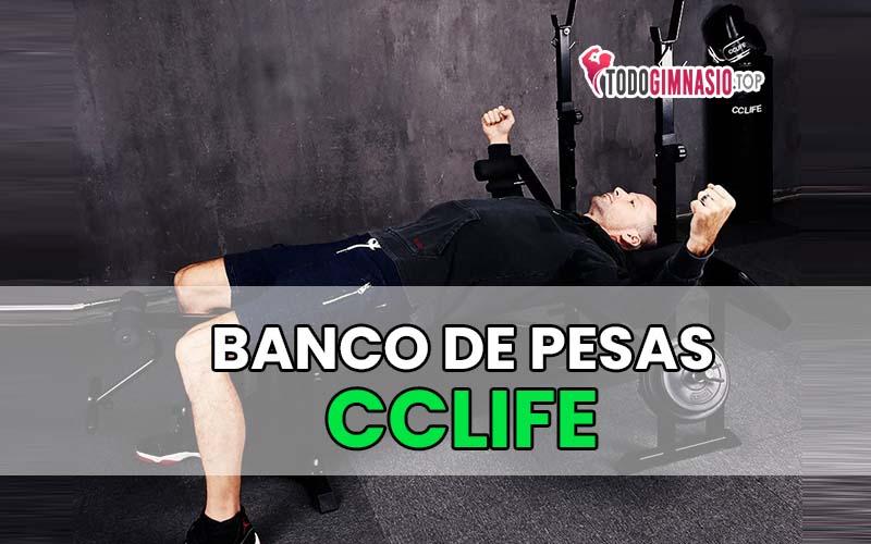 Banco de Pesas CCLIFE