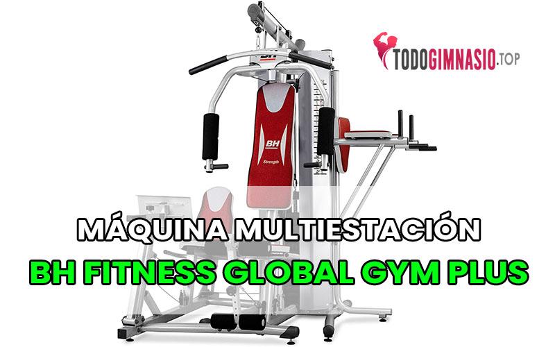 Máquina Multiestación BH Fitness Global Gym Plus