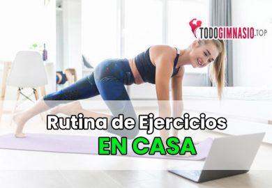 Rutina de ejercicios en casa: Con 15 minutos al día puedes mejorar tu cuerpo