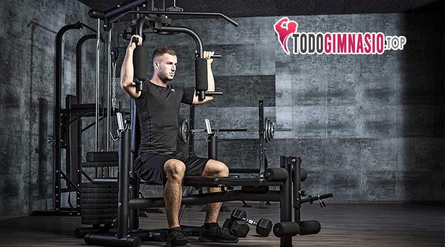 Ejercicios para Multiestación de Musculación