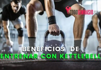 ¿Cuáles son los beneficios de entrenar con kettlebell?