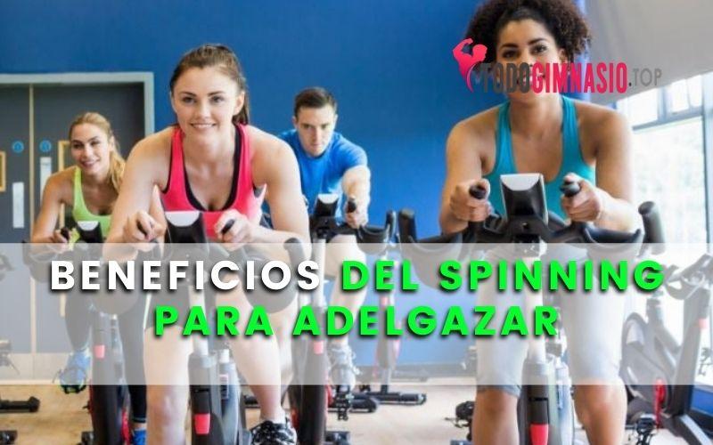 Beneficios del Spinning para adelgazar