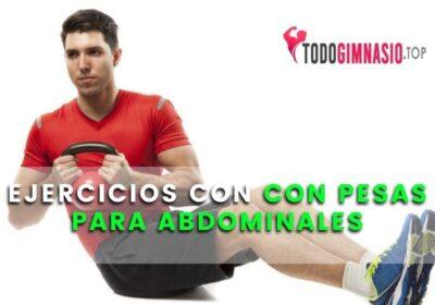 Los Mejores ejercicios con pesas rusas para abdominales